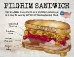 Pilgrim Sandwich